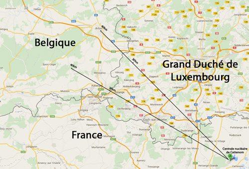 Accident nucléaire: la Province de Luxembourg est moins préparée que le Grand-Duché de Luxembourg