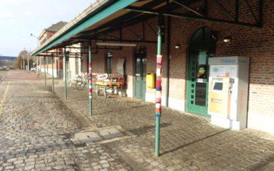 Saint-Valentrain – Ecolo proteste contre la suppression du service aux voyageurs