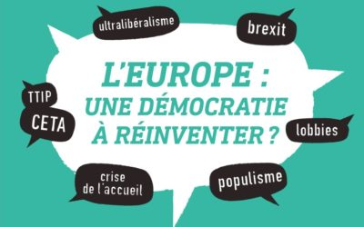 L'Europe: une démocratie à réinventer? A Marche-en-Famenne